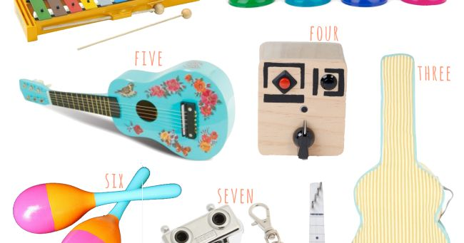 1. Hohner Kids Glockenspiel   2. Vilac Musical Bells Set   3. Lale Titus Guitar Cover   4. Voice Recorder with Pitch Control   5. Vilac ...