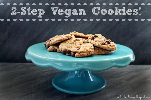 Vegan chocolate chip cookies, Vegan chocolate chips and Vegan ...