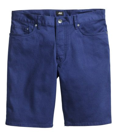 H&M Twill shorts $29.95