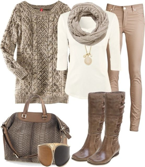 Top 16 Winter Boots Lady Outfits – Simple Trend Design From Famous Fashion Blog - DIY Craft (3)