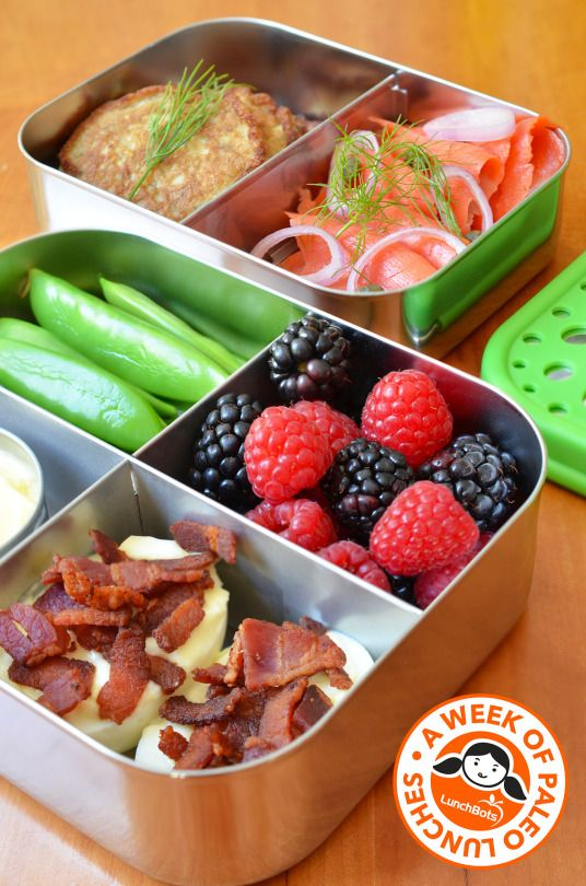 Paleo Lunchboxes 2015 (Part 5) + Paleo Blini Recipe