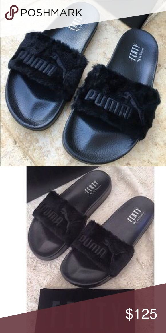 the new puma slippers