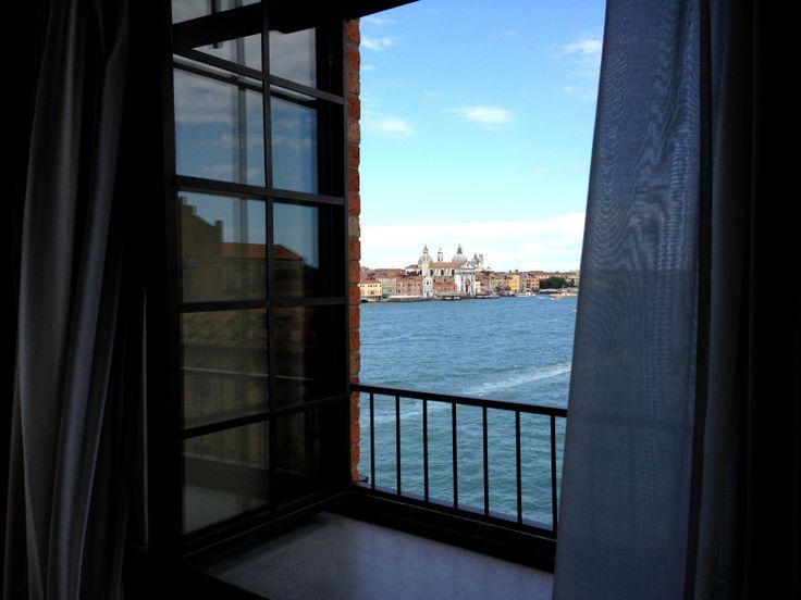Where to Stay in Venice, Italy: Hilton Molino Stucky Venice