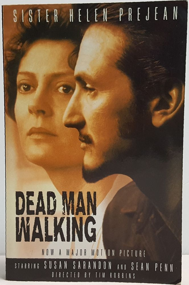 Dead Man Walking Sister Helen Prejean Paperback Book, Sister Helen Prejean