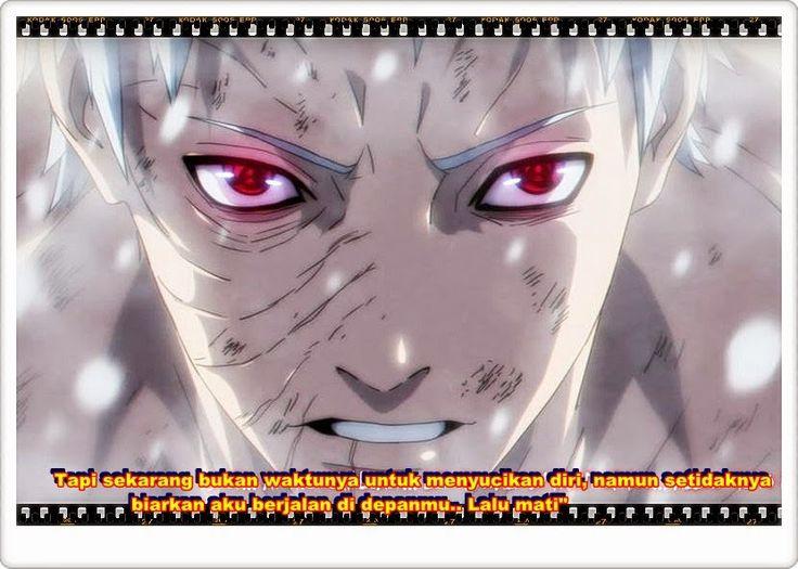 Naruto Chapter 683 - Aku punya mimpi yang sama denganmu
