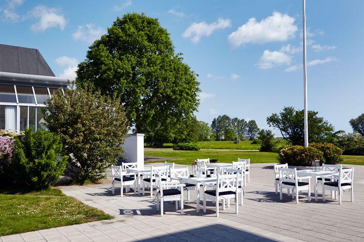 #terrasse #hygge #udsigt #comwell #comwellkoegestrand #køge