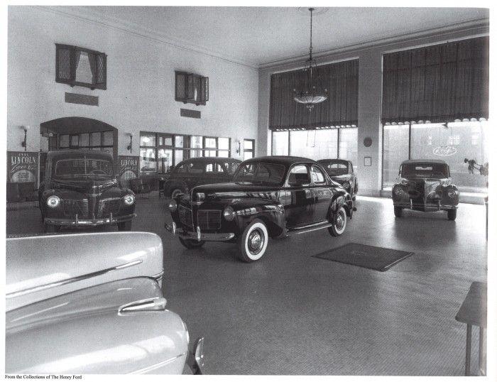 The Ford Dealership Volume I: 1903-1954