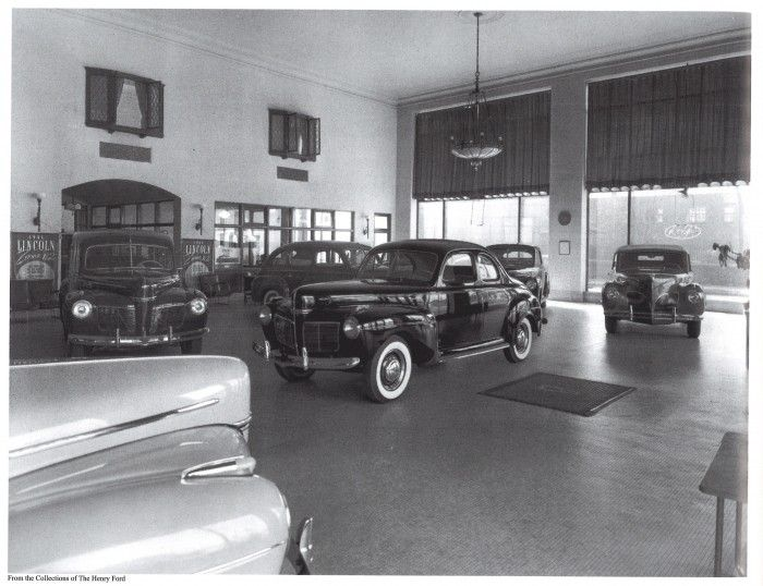 Ford, Lincoln, Mercury Dealership