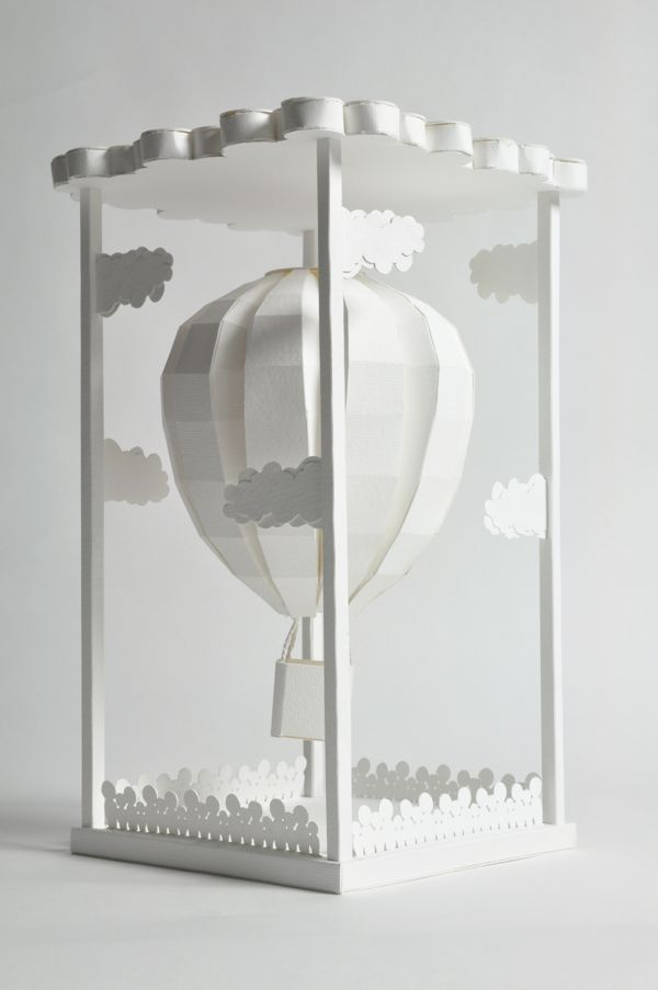 Final Major Project - Paper events by Fung Yee Wai, via Behance