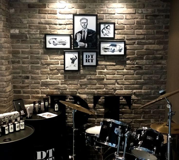 Men's Cosmetic - display @ DTRT head office