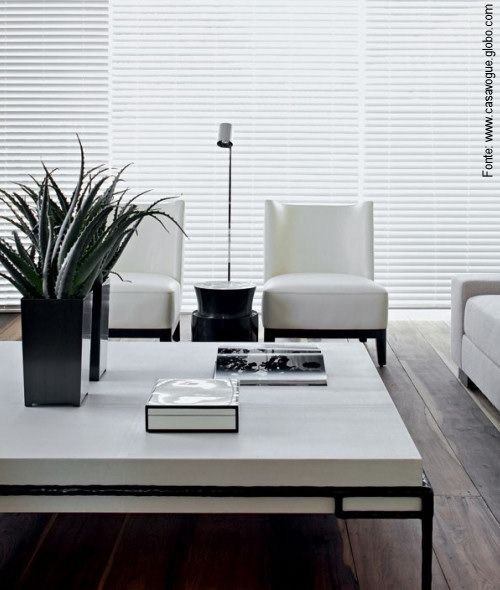 Christian Liaigre: decorador e designer