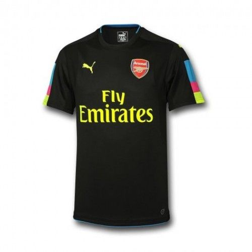 Cheap Arsenal Black Goalkeeper Replica Shirt,all jerseys are Thailand AAA+  quality,order will be shipped in days after payment,guaranteed original  best ...
