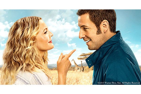 Trailer for 'Blended' with Adam Sandler and Drew Barrymore
