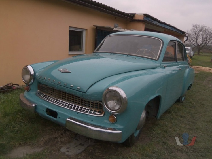 Wartburg 311 http://auto-moto.profit-inzerce.cz/wartburg-311-577069/