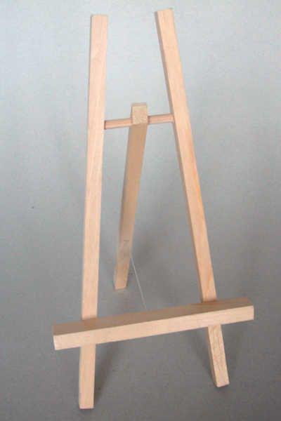 Schildersezeltje standaard 7x17x30cm (op=op), Scrapbookdepot