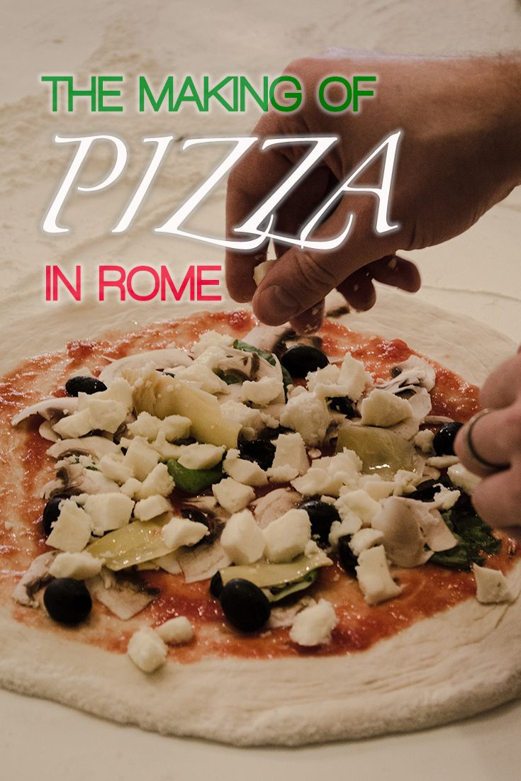 We took a lesson how to make the best Italian pizza in Rome, Italy and this is what we learned. Next time make your pizza like a local!