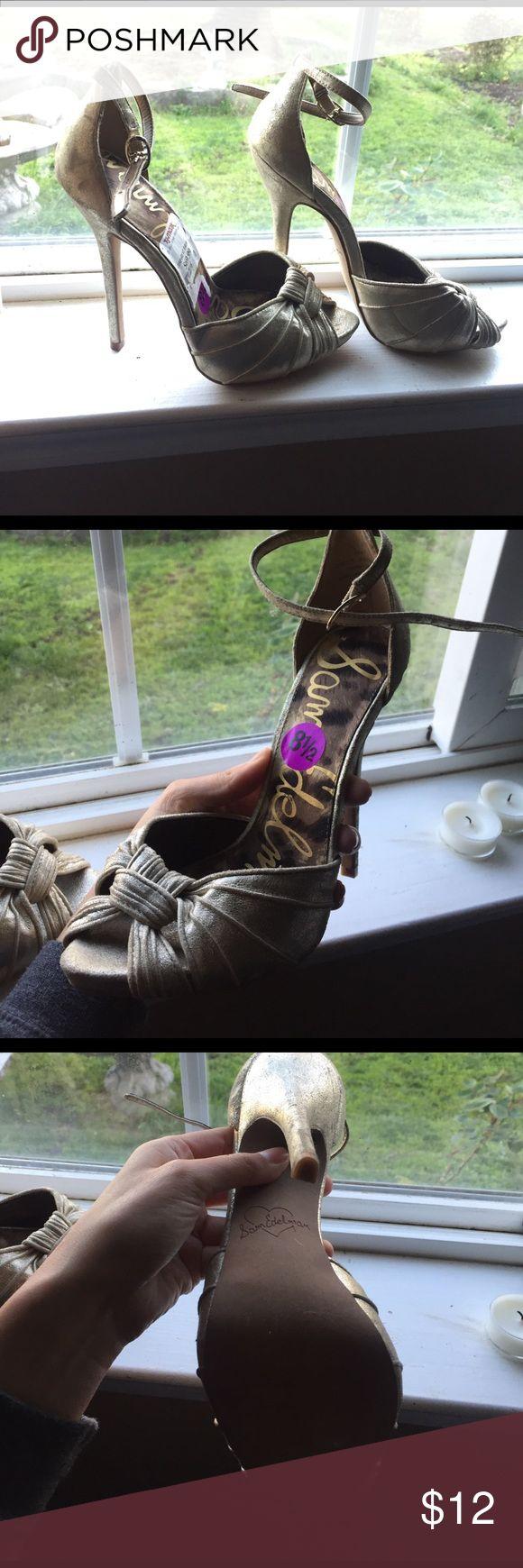 Sam Edelman Heels Never worn! Sam Edelman Shoes Heels