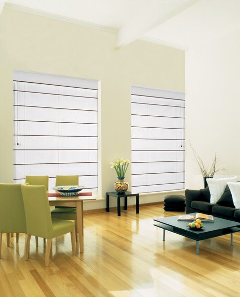If you love the relaxed, laidback look and feel in your home, Californian blinds will take you there!