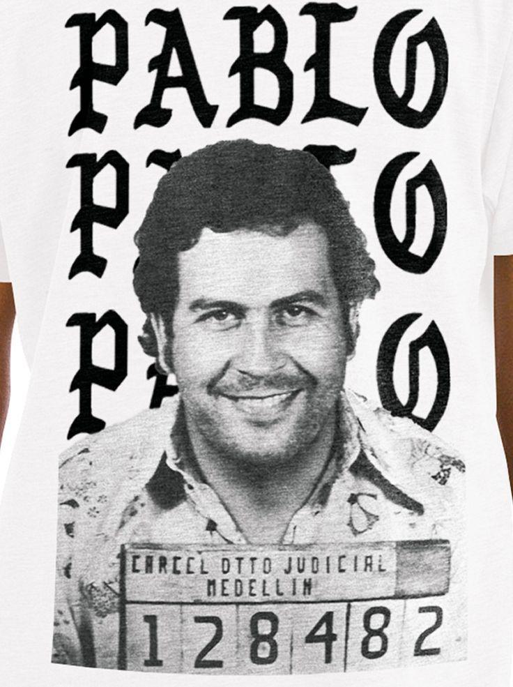 Pablo Escobar I Feel Like Pablo Men's T-shirt Kanye Escobar Tee