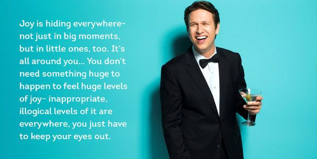 He said this | Community Post: 19 Reasons Pete Holmes Is The Perfect Man
