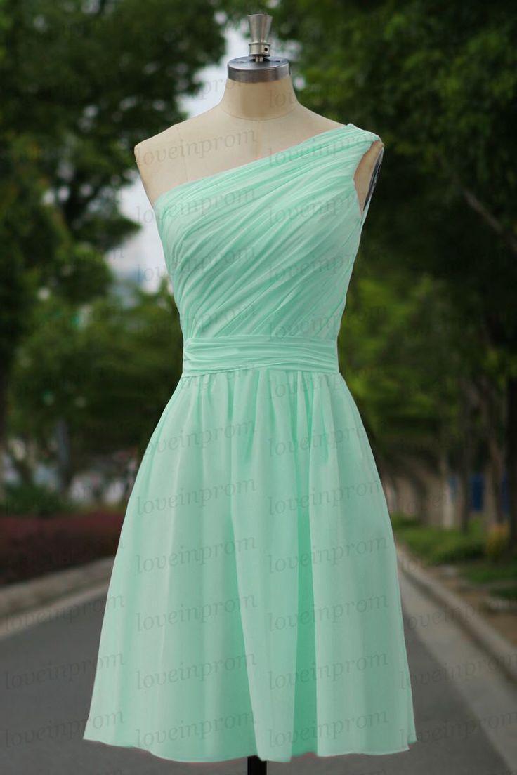 Green short dress for wedding   best court dresses images on Pinterest  Short dresses