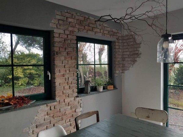 Brick Strap Antique Classic Klinker Ziegel Antique Brick