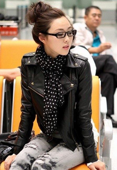 AliExpress: Women'S Jackets, Women S, Fashion, Style, Long Sleeve, Leather Jackets, Pu Leather, Black, Coats