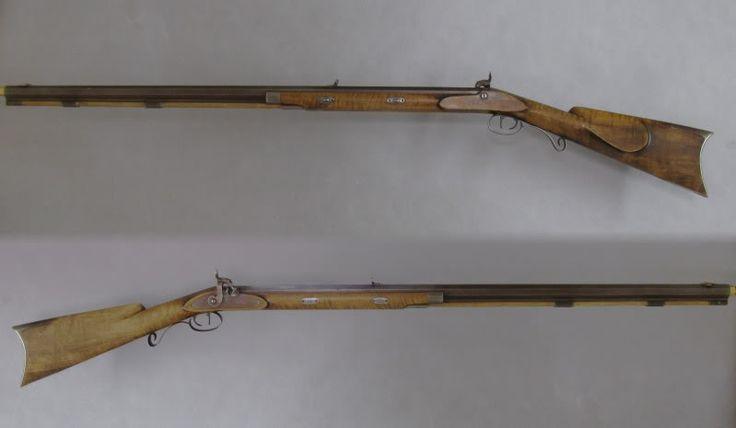 Jim Bridger's Hawken Rifle