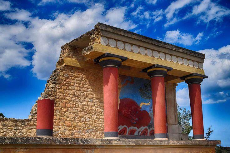Palace of Knossos – Crete, Greece