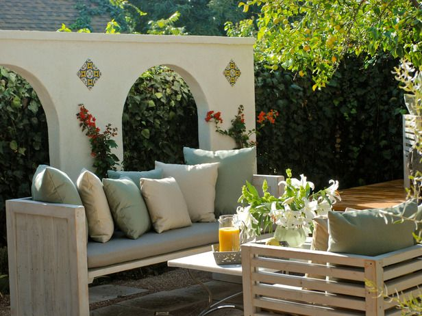 This will give you great ideas and incentive-41 Pleasing Patio Designs thanks to Home & Garden Television!