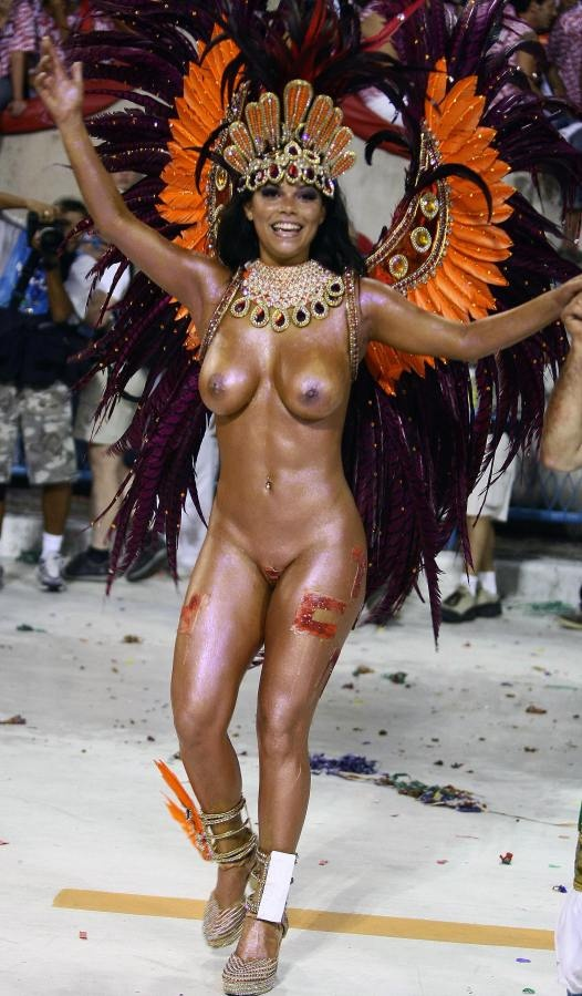 Brazilian Nude Pic Woman 90