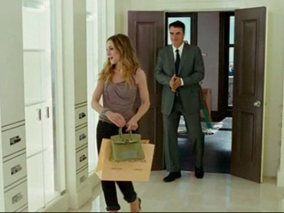 carrie bradshaw and mr big's apartment   carrie bradshaw closet