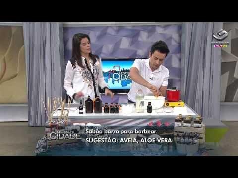 Mulher.com 02/02/2015 Peter Paiva - Pasta esfoliante Parte 1/2 - YouTube