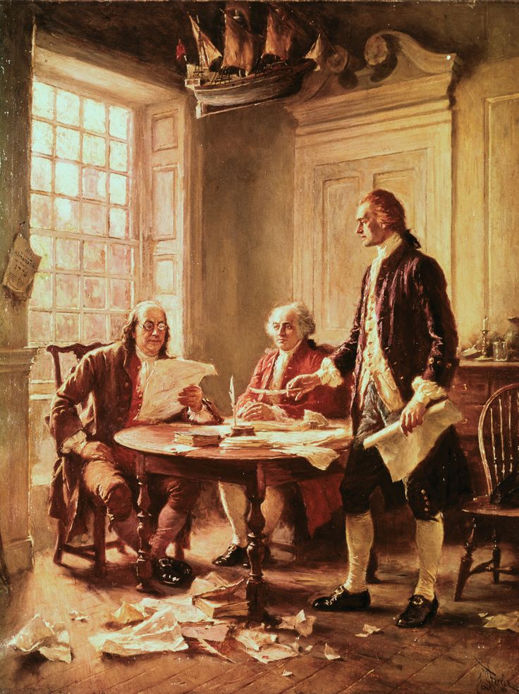 jefferson s justification american revolution America's declaration of independence from the british empire was the nation's   lee, who suggested that all political connection is, and ought to be, dissolved   for the american revolution and mobilized resistance against british tyranny.