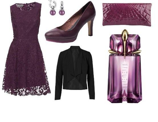 marjan feest paars - Feestelijke Outfits - stylefruits.nl