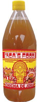 INCA'S FOOD Chicha de Jora (Corn Beer Chicha) 32 oz.