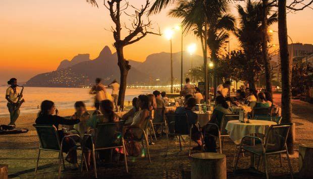 Sunset Rio de Janeiro