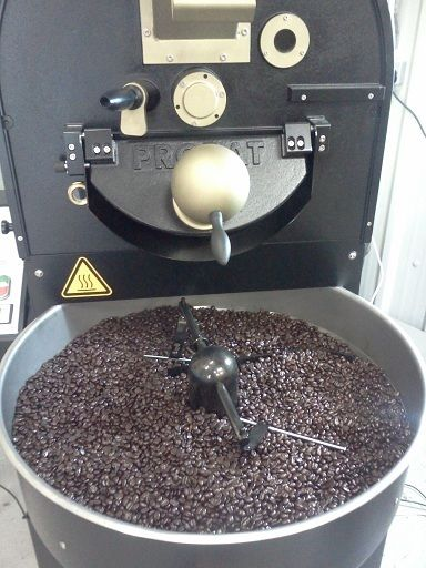 ManCoCo Ltd - the Manchester Coffee Roaster