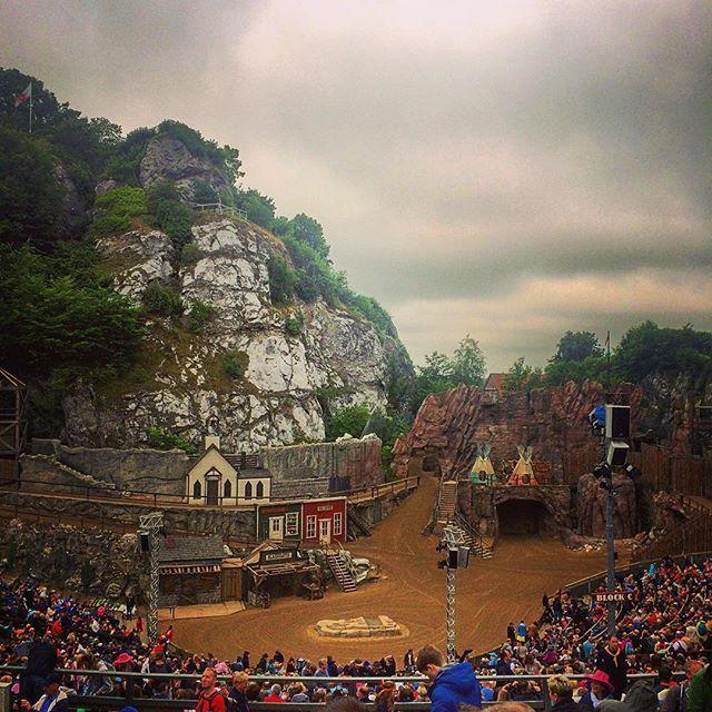 KArl-May-Festspiele Bad Segeberg Indianer Winnetou