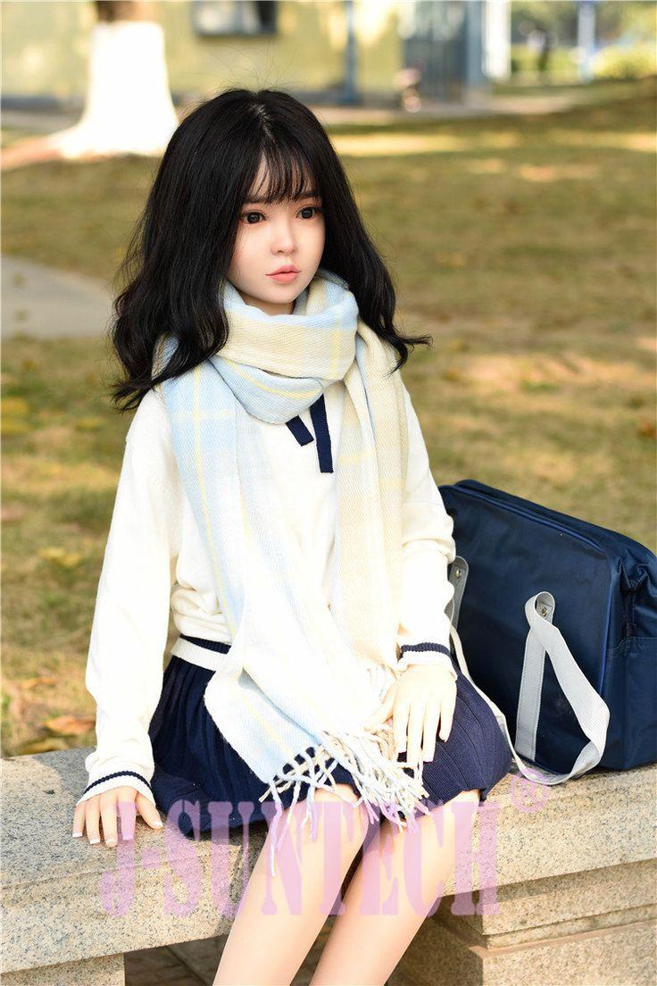 Chica coreana adolescentes desnuda