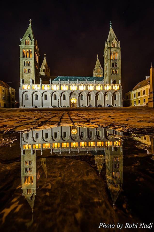 Pécsi bazilika és székesegyház - Pécs, Hungary