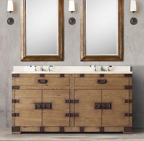 Mejores 157 imágenes de Muebles de Baño en Pinterest | Cuarto de ...