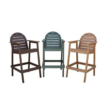 environmentally friendly office furniture. recycled plastic captains chair bar stool eco friendly furniture national business environmentally office