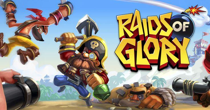Raids of Glory banner.