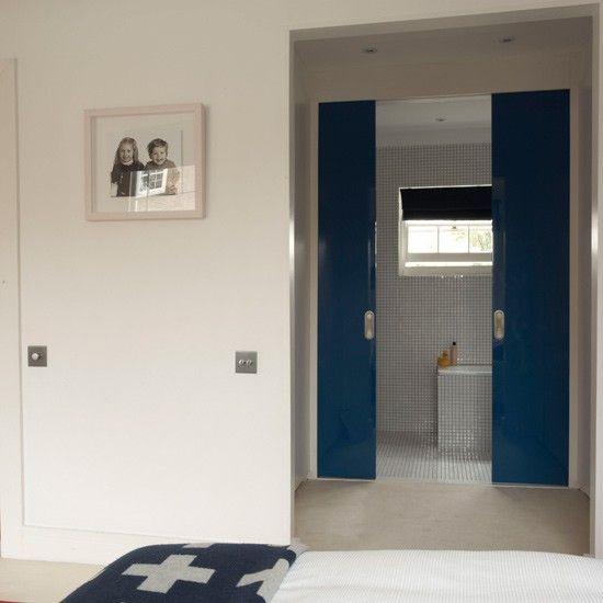 Sliding Bathroom Door Ideas Table And