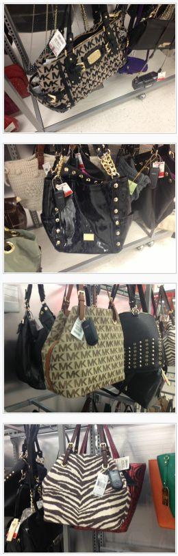 Michael Kors handbags at @T.J.Maxx #maxxfinds