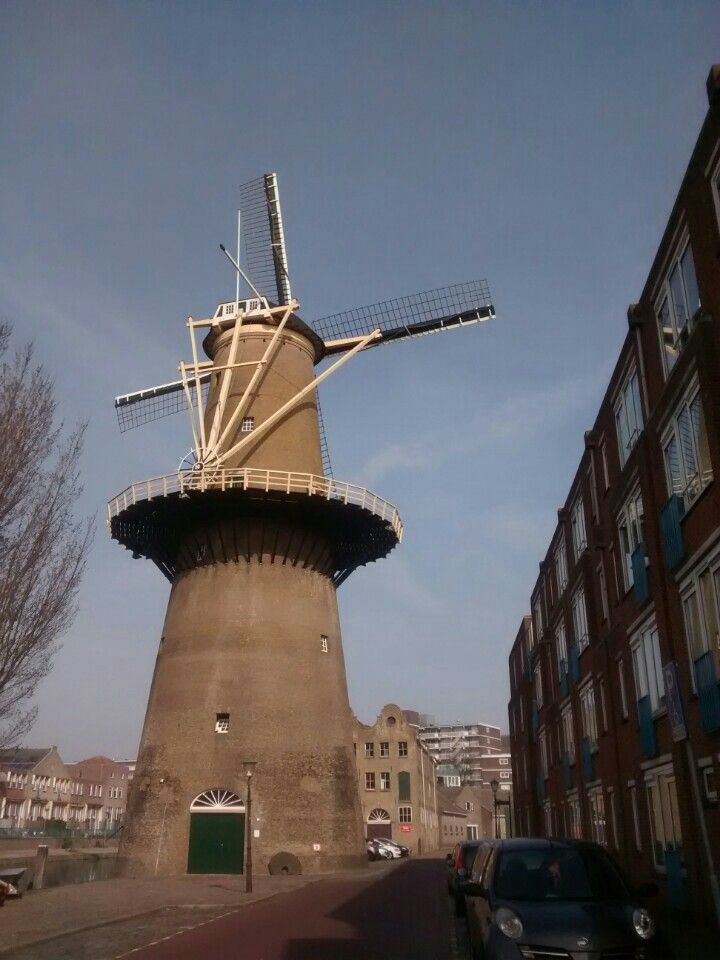 Schiedam in Zuid-Holland