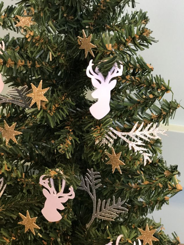O Christmas Tree Christmas Diy Paper Ornaments Branches Diy