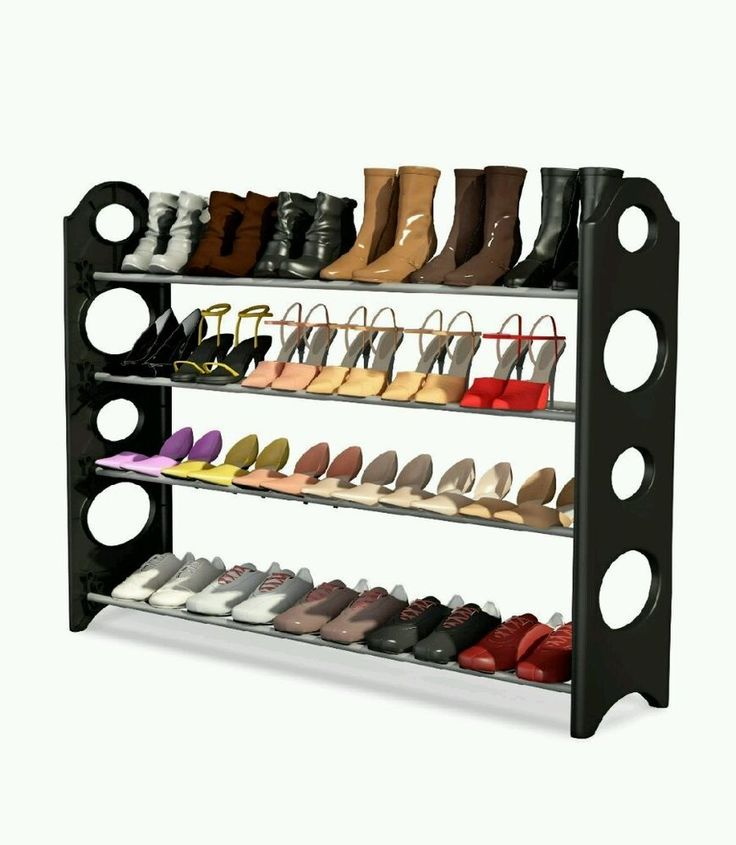 Shoe Rack Up to 20 Home Funiture Store Decor Men Women Kids Sneaker Boot Fashion #HomeComplete
