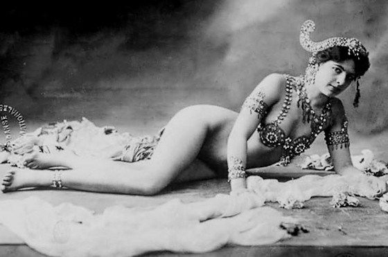 Mata Hari (1867-1917) - Exotisch danseres (en spion?)